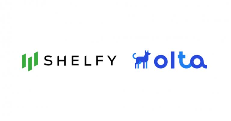 OLTAとシェルフィーが業務提携契約を締結