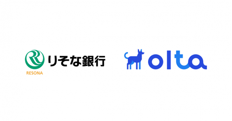 OLTAとりそな銀行がビジネスマッチング契約を締結
