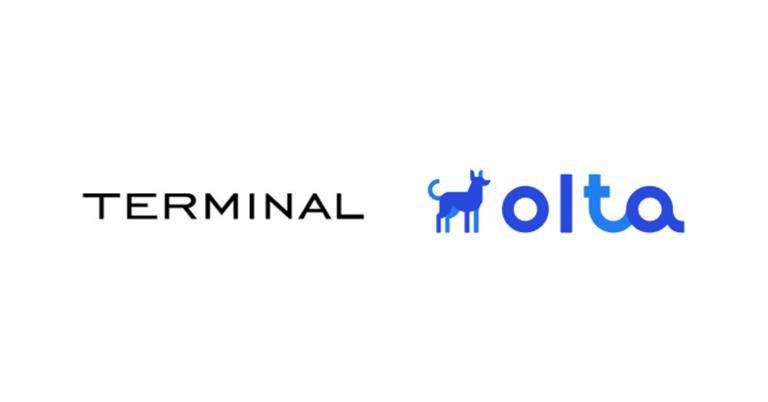 OLTAとTERMINALが業務提携契約を締結