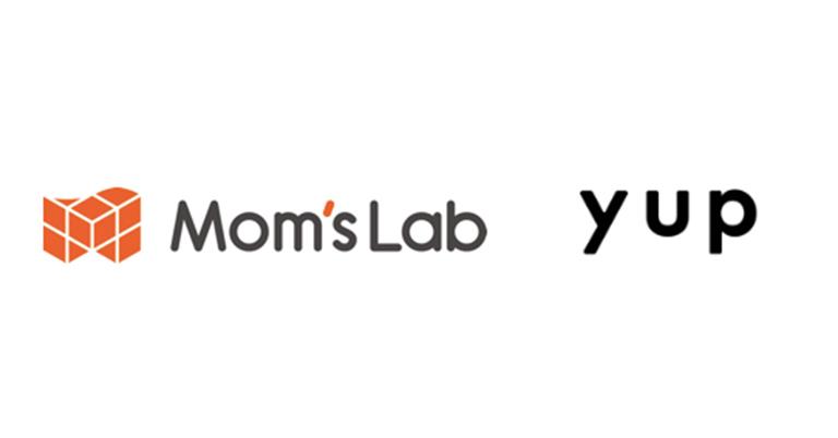 yup(ヤップ)が800名超のフリーランスママが所属するマムズラボと業務提携契約を締結
