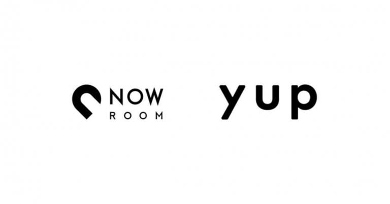 yup(ヤップ)とLiving Techが業務提携 『NOW ROOM』登録者は『先払い』のサービス利用料が初回無料