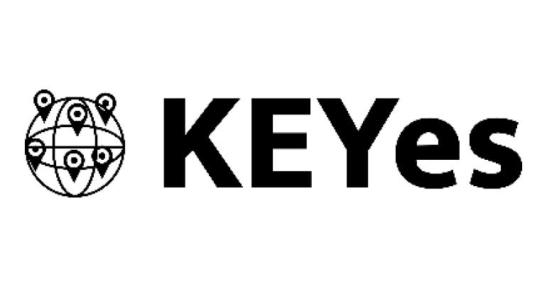 KEYes(キーズ)株式会社 ロゴ画像