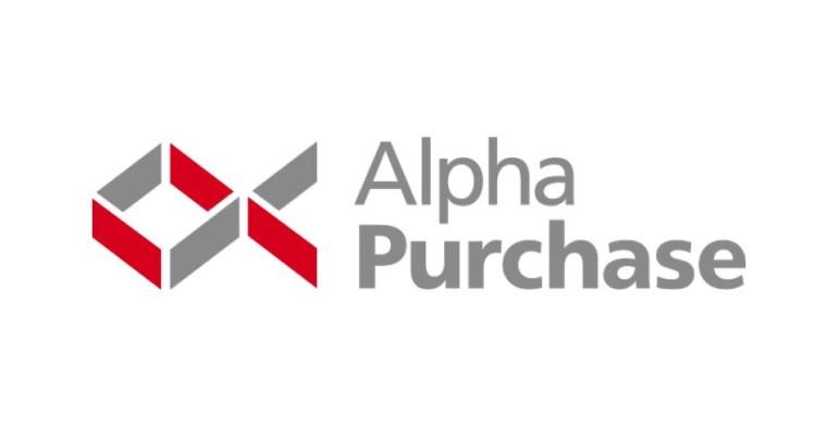株式会社アルファパーチェス ロゴ 画像
