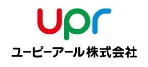 ユーピーアール株式会社 ロゴ 画像