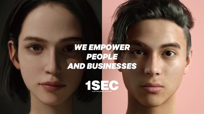 AIヒューマン事業等を手がける1SEC(ワンセック)