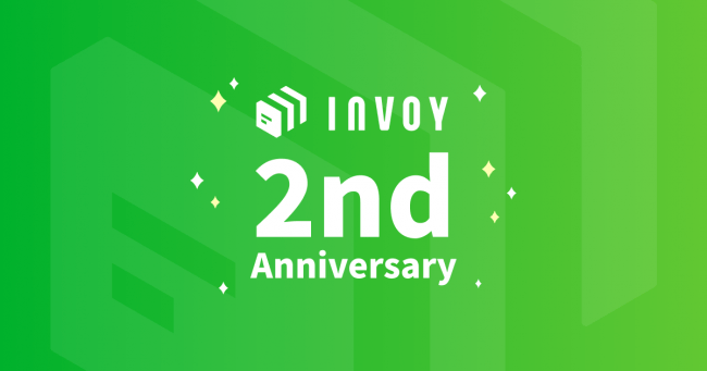 INVOY 2nd Anniversary-OLTA(オルタ)株式会社