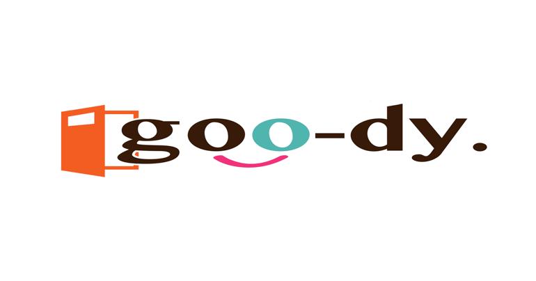 株式会社goo-dy. グッディ  ロゴ画像